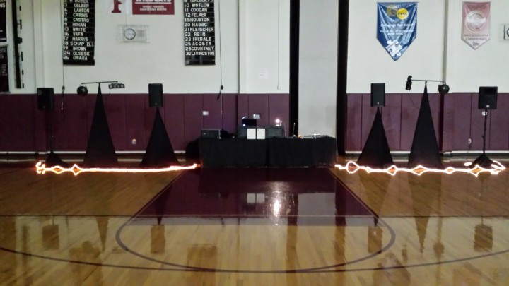 Equipment - Conestoga Homecoming